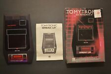 New ListingVintage 1980s Tomytronic Break Up Hand-Held Electronic Arcade Video Game by Tomy