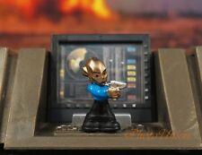Hasbro Fighter Pods Micro Hereos Star Trek LIEUTENANT MADELINE S1-27 Figure D2