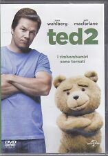 Dvd **TED 2** con Mark Wahlberg nuovo 2015