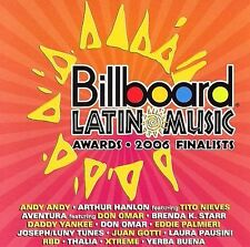 FREE US SHIP. on ANY 3+ CDs! USED,MINT CD Various Artists: Billboard Latin Music