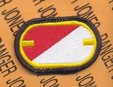 32nd Cavalry Regt 101st Airborne Division Air Assault para oval patch Type B