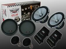 """New MTX CTC-160 6.5"""" 2 Way Component Car Speakers"""