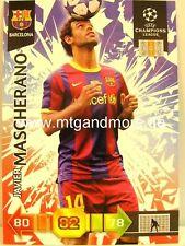 Adrenalyn XL Champions League 10/11 - Javier Mascherano