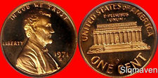 1971 S Lincoln Cent Gem Proof No Reserve