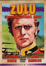 Zulu (DVD, 2009) michael caine - Widescreen Edition