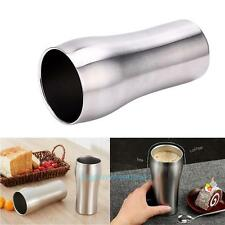430ML Double Wall Stainless Steel Insulated Coffee Mug Beverage Tea Vacuum Cup