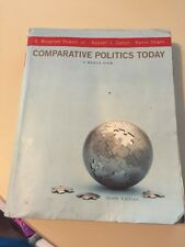 Comparative Politics Today : A World View by Kaare Strom, Russell J. Dalton and