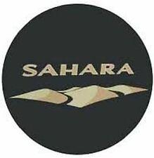 """Sahara Edition Spare Tire Cover For 2007-2016 Jeep Wrangler 32"""" New Free Ship"""