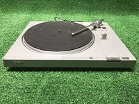 SONY PS LX2 AUTOMATIC STEREO TURNTABLE SYSTEM DIRECT DRIVE wow
