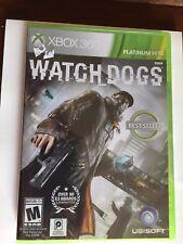 Watch Dogs (Microsoft Xbox 360)