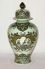 Villeroy & Boch V+B Paon 4119 Vase Coupe à couvercle avec Mettlach ?