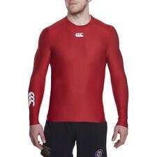 Camisetas y polos de deporte de hombre rojo