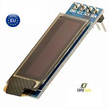 Oled 0.91 Inch 128x32 Pixel SSD1306 Arduino