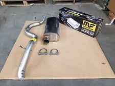 2001 Jeep Wrangler SE Sport Utility 2-Door 2.5L Exhaust w/ MagnaFlow Muffler