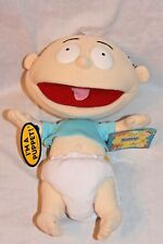 """NEW WITH TAGS RUGRATS TOMY PUPPET DOLL 14"""" TALL APPLAUSE"""