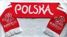 Polska Bufanda Euro 2012 Polonia y Ucrania campeonatos europeos