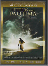CLINT EASTWOOD'S LETTERS FROM IWO JIMA 2-DVD SPECIAL EDITION 4 OSCAR NOMINATIONS