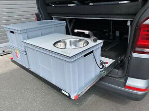 waterBOXX - Spüle, Waschbecken, Küche, Modul für jedes Fahrzeug geeignet
