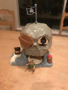 Jake And The Neverland Pirates Skull Island Playset