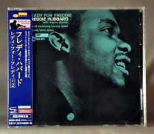 Freddie HUBBARD Hank Mobley Blue Spirit + 2 Orig 2018 JAPAN SHM-CD NEW UCCQ-3014