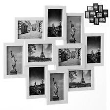 Cadre photos 59x50cm 10 photos 10x15cm décoration cadeau design 3D asymétrique