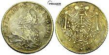 PRAGER: Salzburg, Sigismund Schrattenbach, Taler 1766  [1125]