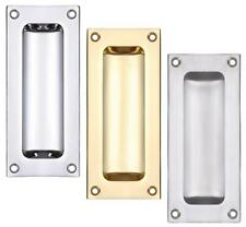 Carlisle Brass AQ90 Flush Pull Insert Slide Recessed Door Handle 102mm x 45mm