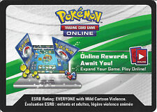 POKEMON: ONLINE CODE CARD FROM THE 2014 KROOKODILE EX COLLECTORS BOX
