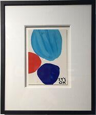 David Shrigley It's OK Silkscreen Print Signed Numbered Edition Framed