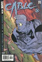 Cable Comic 99 Cover A First Print 2002 David Tischman Igor Kordey Marvel