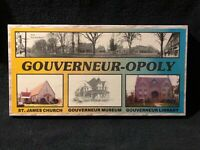 RARE Version Of Monopoly, Gouverneur-Opoly New York Board Game, Factory Sealed