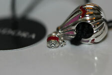 AUTHENTIC NWT 2019 PANDORA RED HOT AIR BALLOON DANGLE CHARM 798055enmx TAG BOX