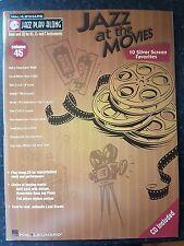 Jazz at the Movies: 10 Silver Screen Favorites Vol. 45