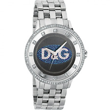 Orologio D&G Dolce & Gabbana mod. PRIME TIME ref. DW0849 Uomo acciaio con strass