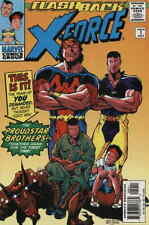 X-Force #minus 1 VF/NM; Marvel | save on shipping - details inside