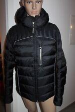 Bogner Men's Ski Jacket Ski Jacket Alan D Black Size 52 L NEW with Tag