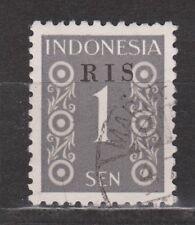 Indonesia Indonesie nr. 41 RIS used 1950 Republik Indonesia Serikat R.I.S