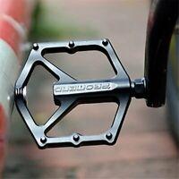 2X MTB MOUNTAIN BIKE Lega di alluminio Pedali bici Pedale della bicicletta Opaco