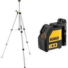 Dewalt Dw088ktri-xj Tracciatore Linee Laser con Mini Treppiede (x6q)