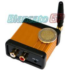 Ricevitore Bluetooth 4.0 HIFI CSR8635 uscita jack o RCA per cuffie amplificatore