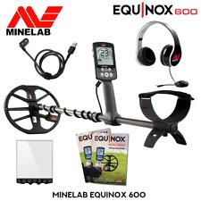Minelab Equinox 600 Multifrequenz Metalldetektor
