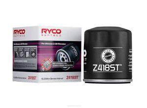 Ryco Syntec Oil Filter Z418ST