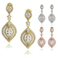 Religious Crystal Drop/Dangle Fashion Earrings