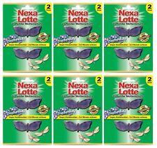 Sparset: 6 X Nexa Lotte Parfumée Protection Antimites Parfum Frais, 2 Pièce