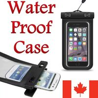Waterproof Cover Underwater Pouch Case For iPhone 6 S Plus SE 5 Samsung S5 S6 S7