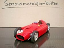 CMC M-197 Ferrari D50 1956 GP Great Britain #1 Fangio 1:18