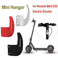 Nylon Gancio Scooter Hook Hanger Hook Claw per Ninebot MAX G30 Elettrico Scooter