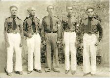 Brazilian Fascists Integralists of Vicosa do Ceara 1930s 7x5 Inch Reprint Photo