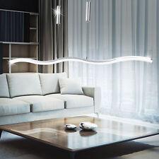 LED 26 Watt Hänge Lampe Wellen Leuchte höhenverstellbar Decken Licht Pendel WOFI