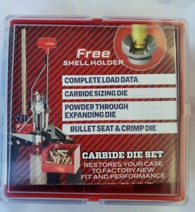 Lee Carbide 3 Die Set 9mm Luger